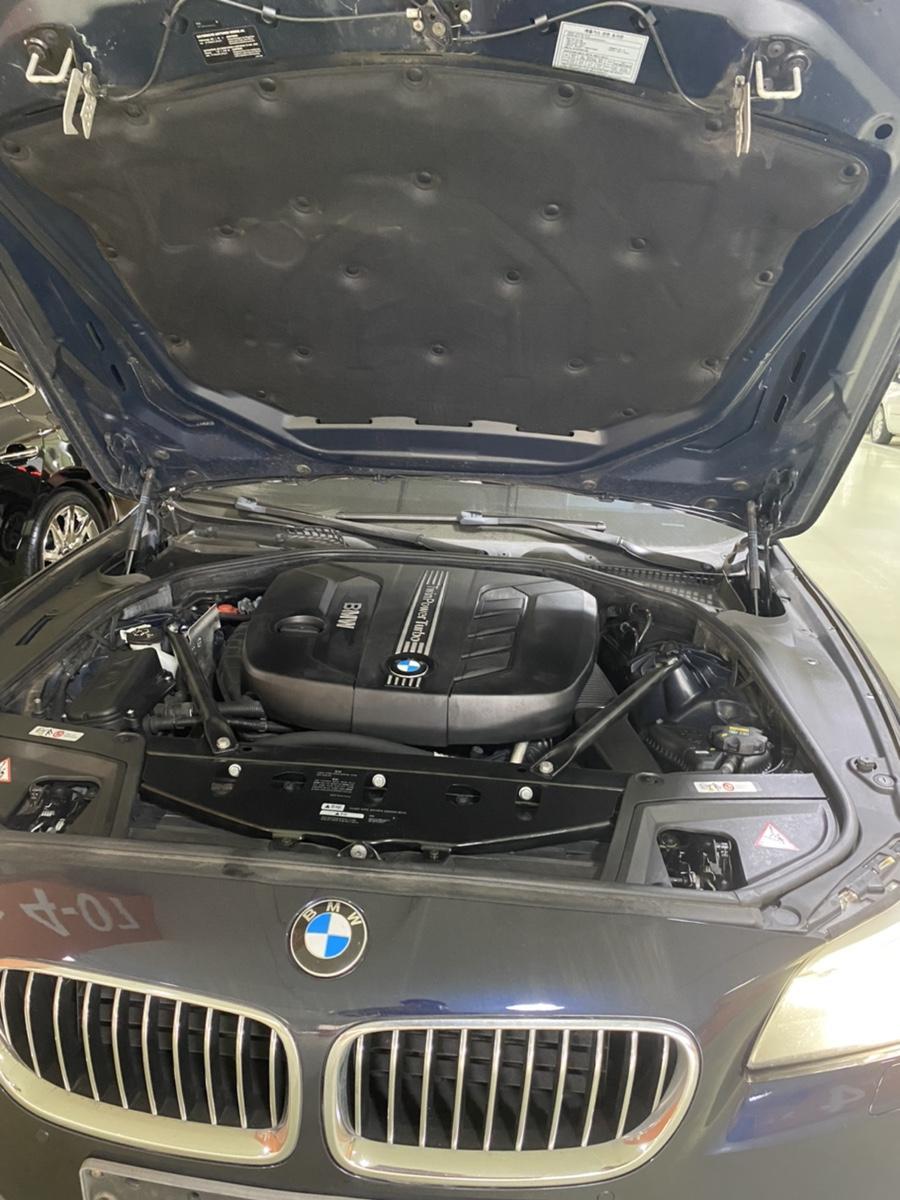 BMW 14년식 520d Xdrive 완전무사고 1인신조 비흡연 - 8