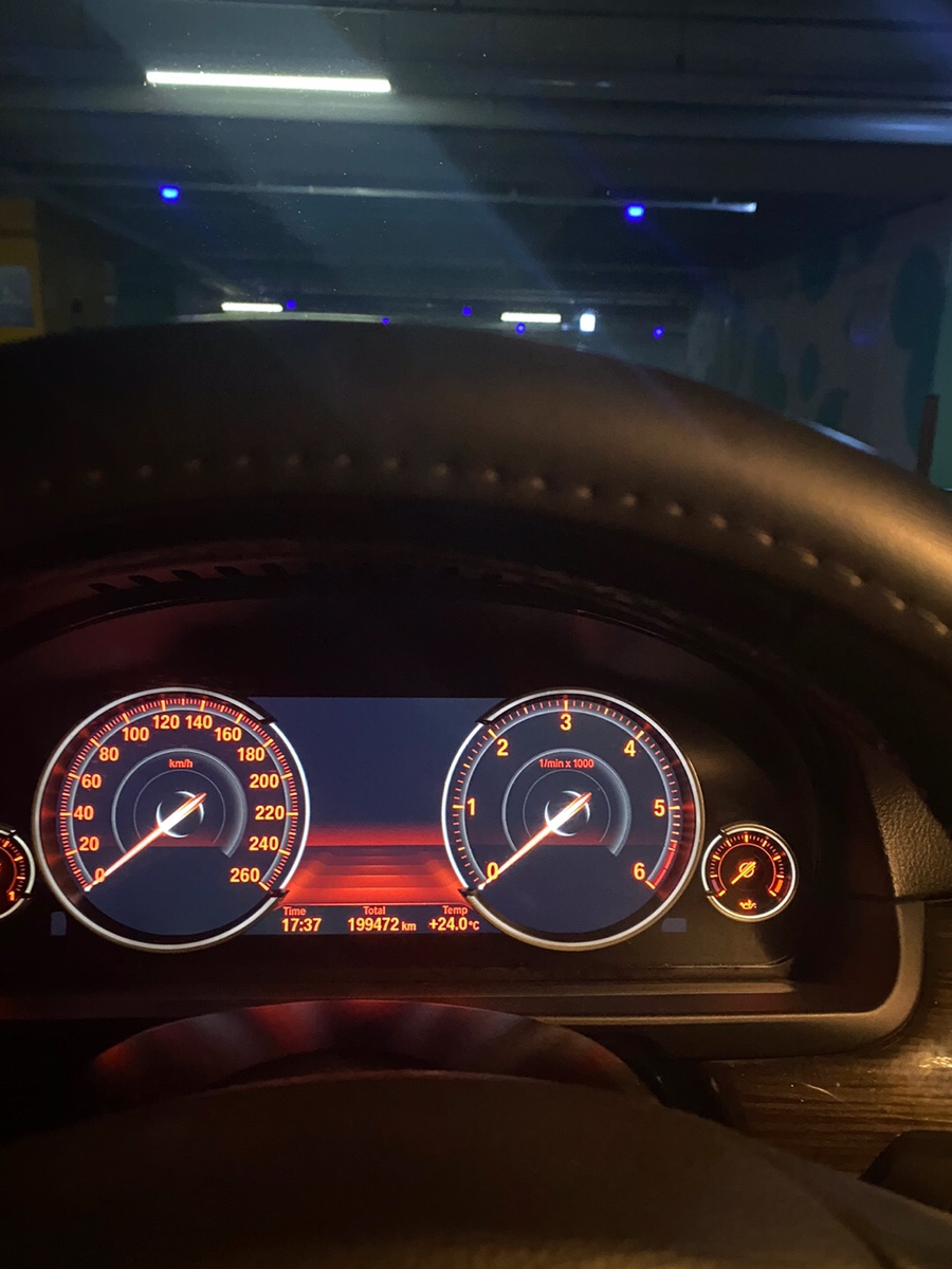 BMW520d - 2