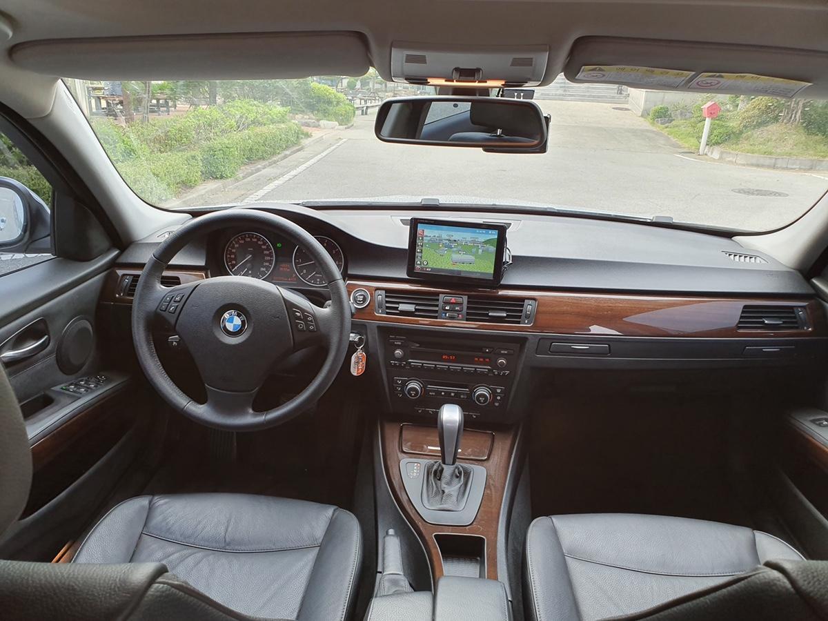 09년 BMW320i 무사고 실주행 97,000키로 차량 판매합니다. - 9