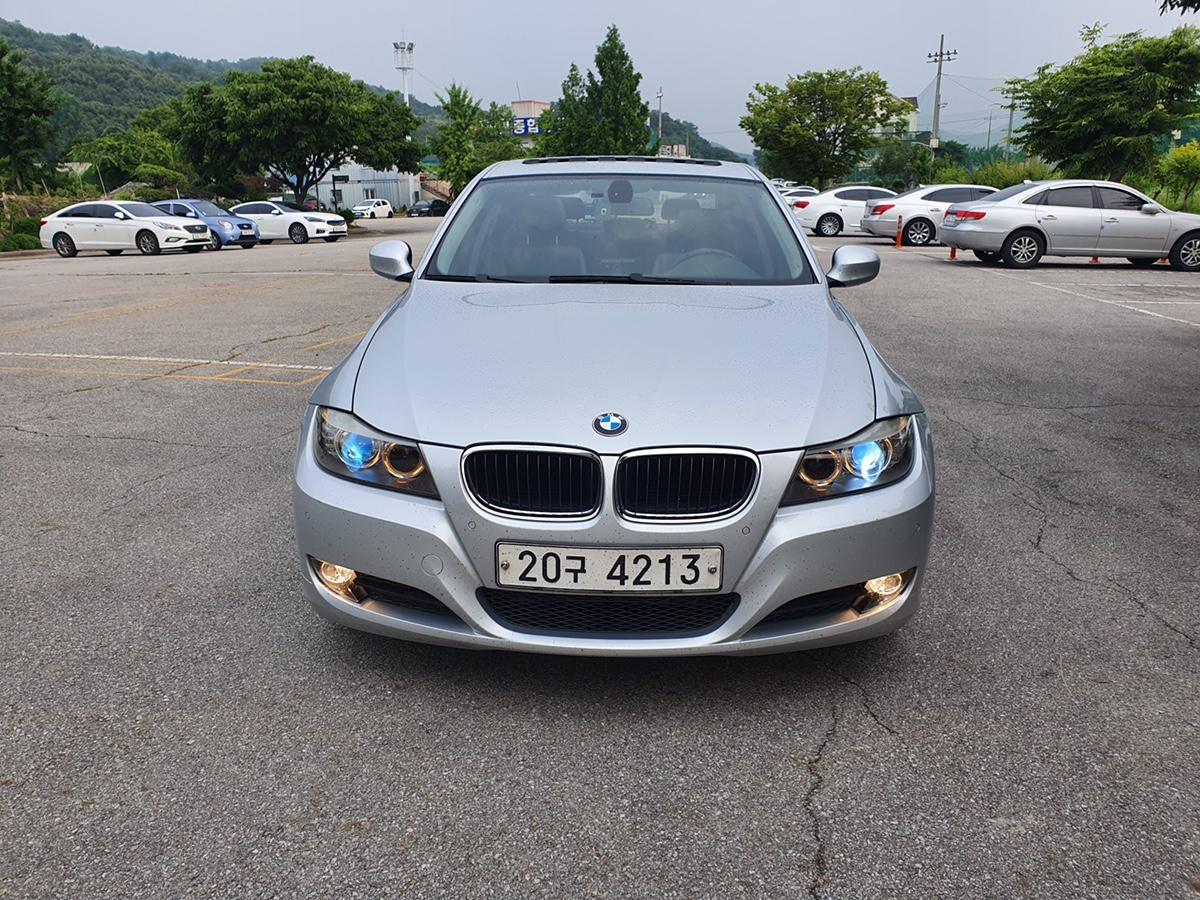 09년 BMW320i 무사고 실주행 97,000키로 차량 판매합니다. - 0