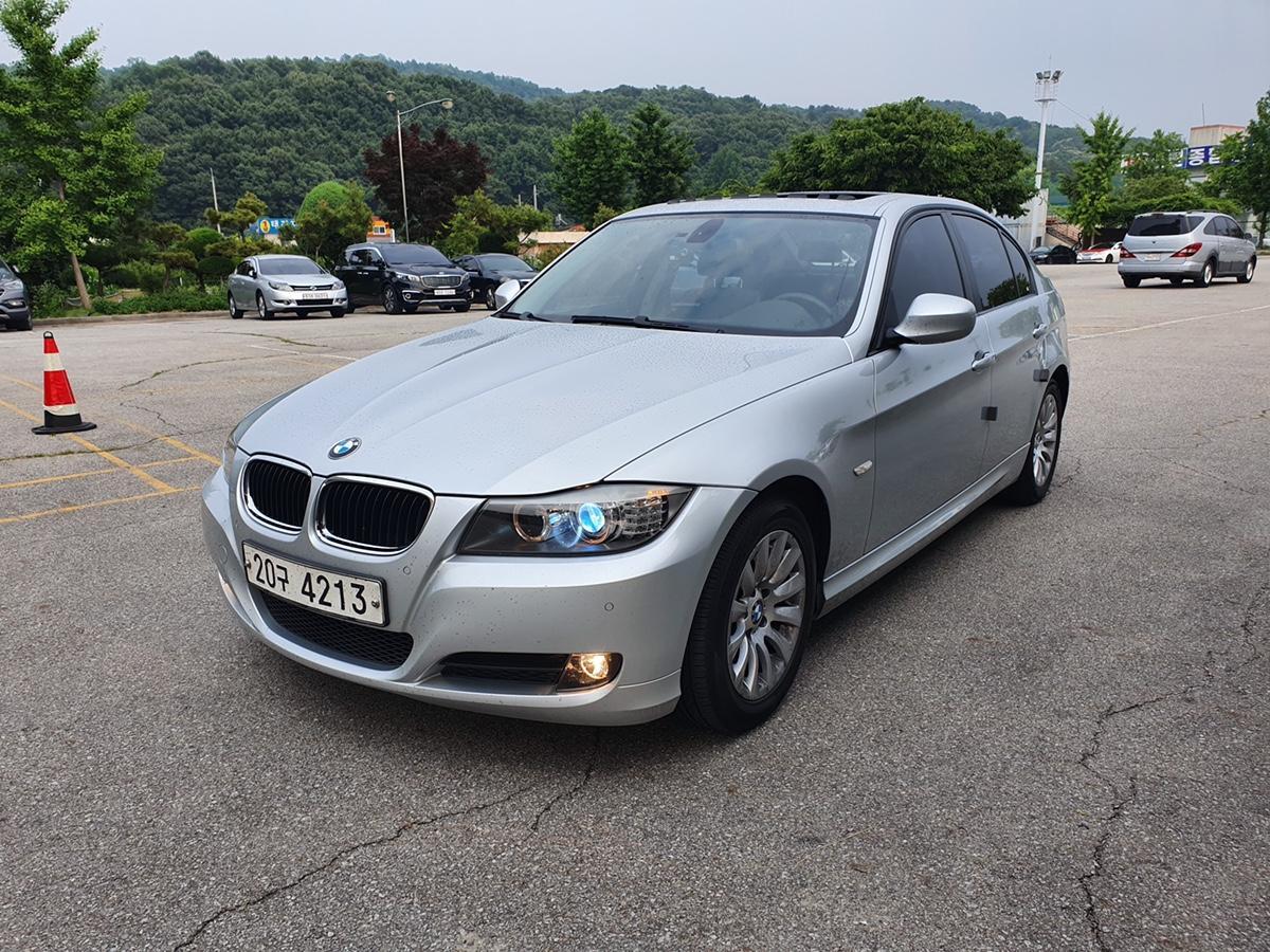 09년 BMW320i 무사고 실주행 97,000키로 차량 판매합니다. - 2