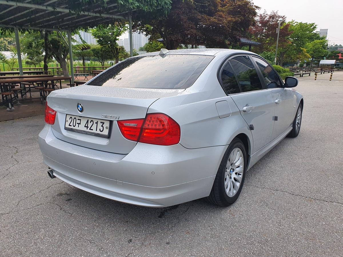 09년 BMW320i 무사고 실주행 97,000키로 차량 판매합니다. - 3