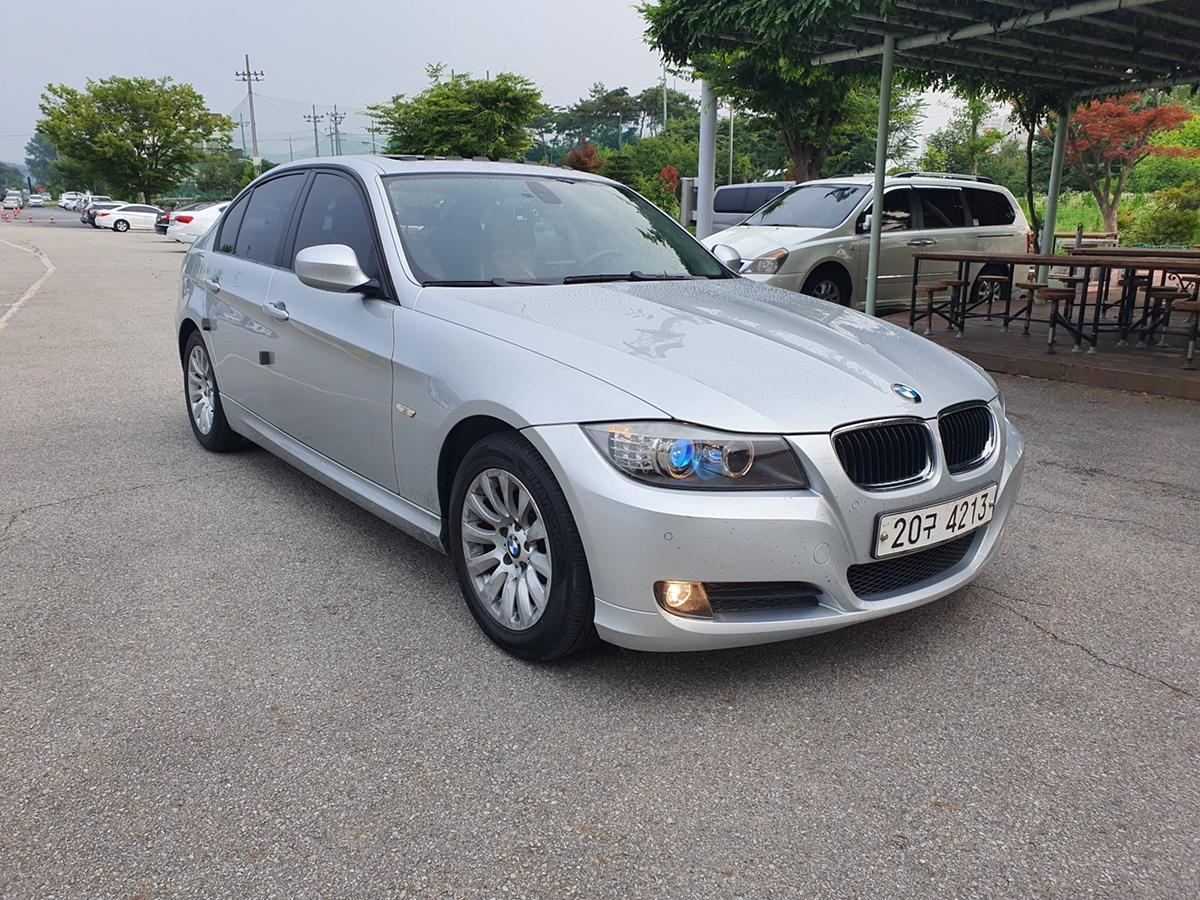 09년 BMW320i 무사고 실주행 97,000키로 차량 판매합니다. - 4