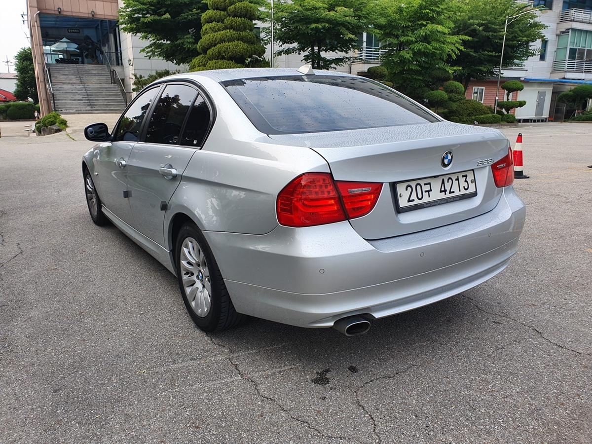 09년 BMW320i 무사고 실주행 97,000키로 차량 판매합니다. - 5