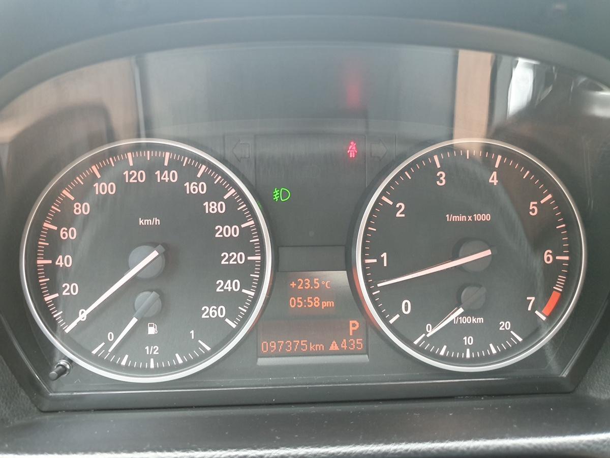 09년 BMW320i 무사고 실주행 97,000키로 차량 판매합니다. - 8