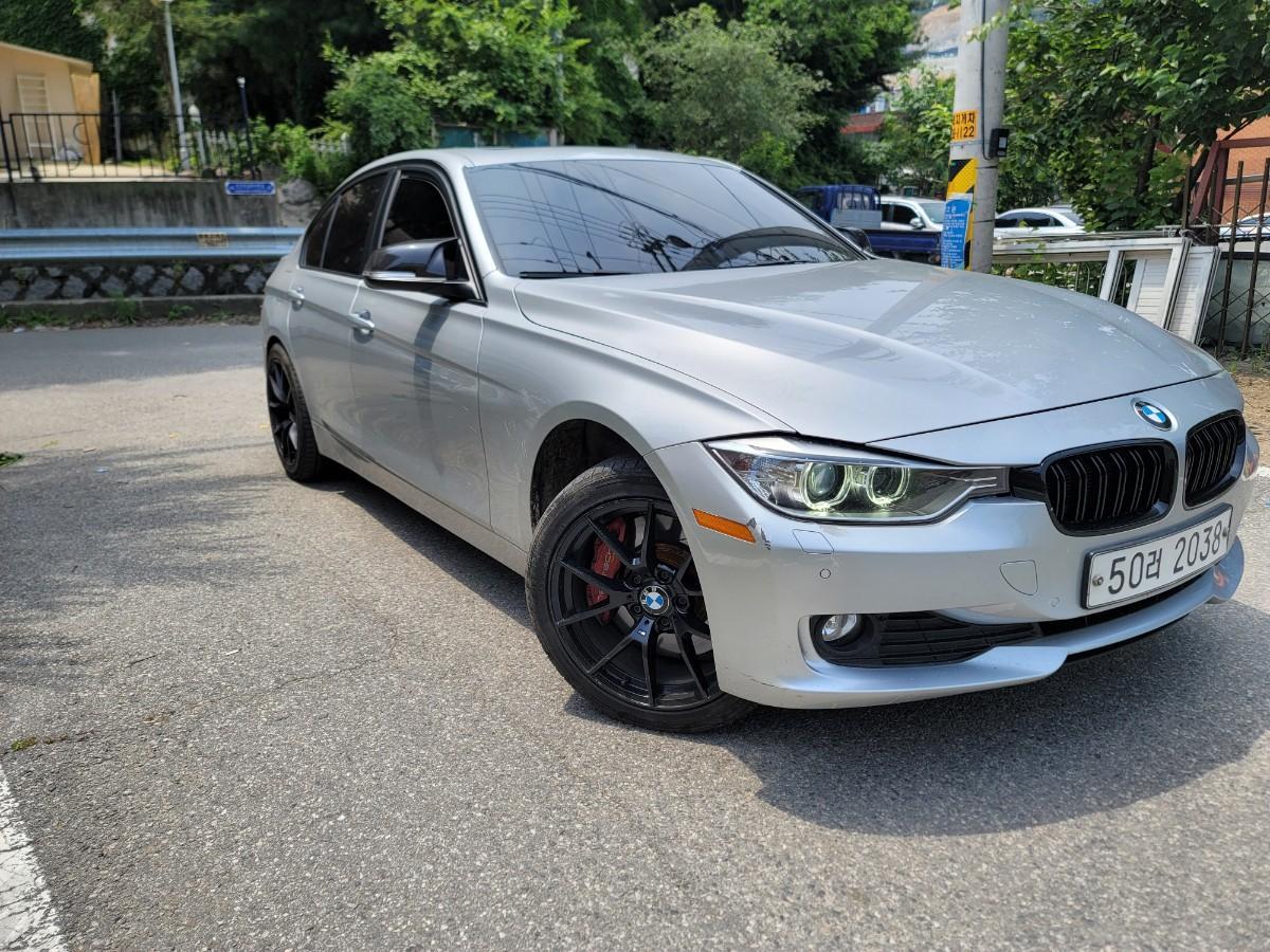 BMW 320D F30 급하게처분합니다. - 2
