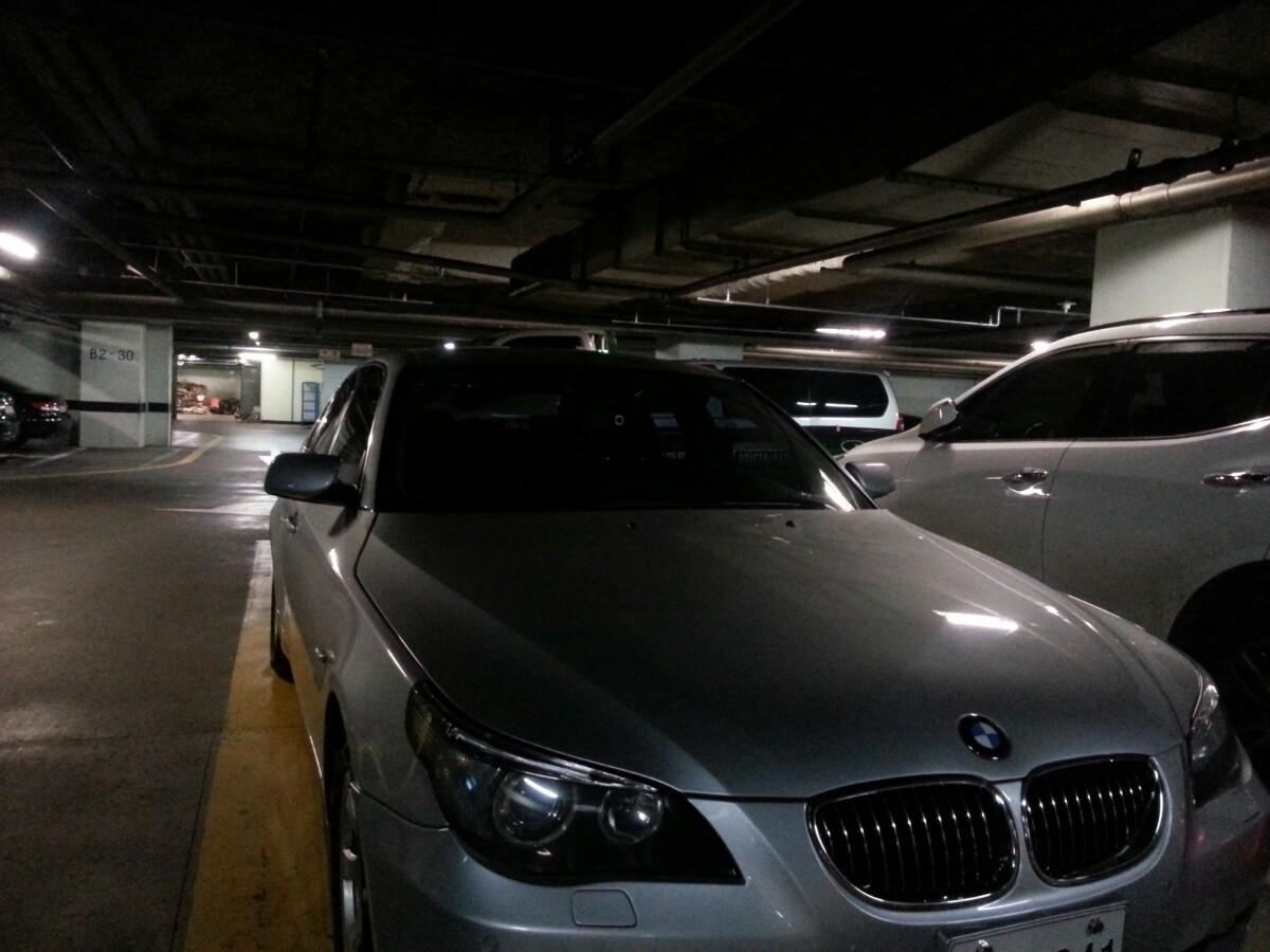 BMW520i. 판매합니다. - 2