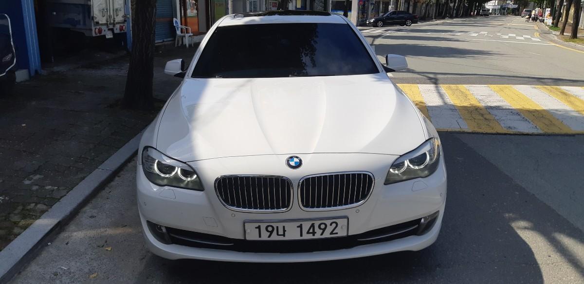 BMW520D (경남창원)연비18~20km - 0