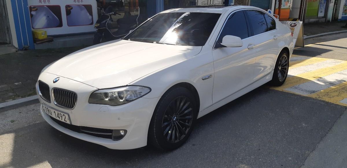 BMW520D (경남창원)연비18~20km - 1