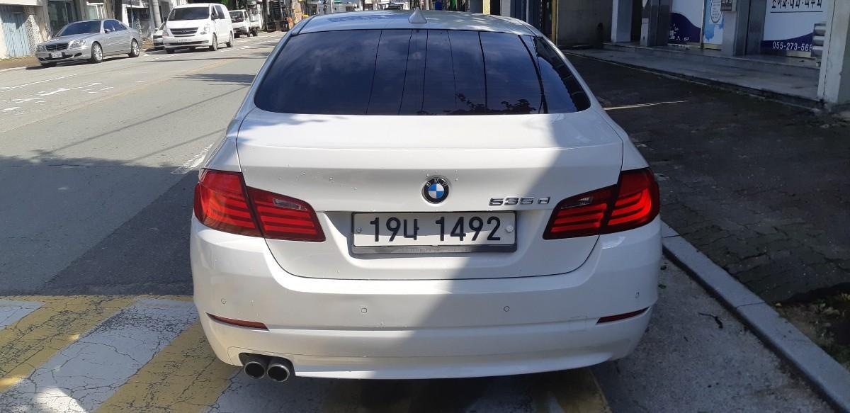 BMW520D (경남창원)연비18~20km - 3