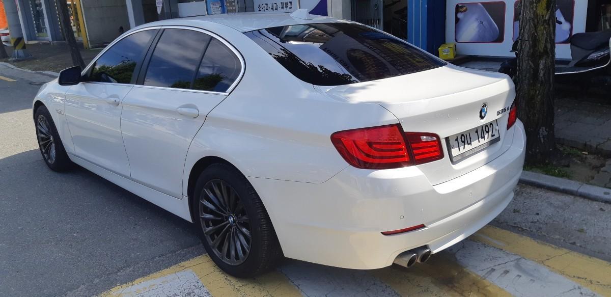 BMW520D (경남창원)연비18~20km - 4