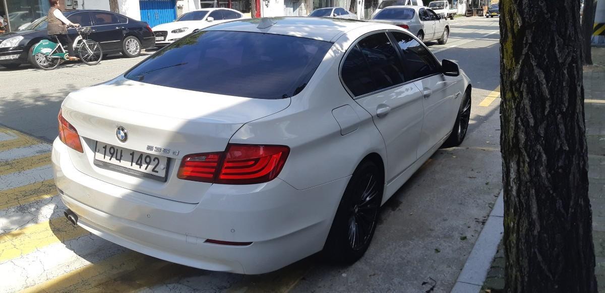 BMW520D (경남창원)연비18~20km - 5